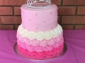 taylor b birthday cake